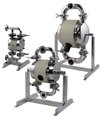 Air Operated Sanitary Diaphragm Pump