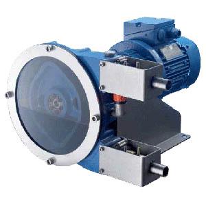 Tapflo Peristaltic Pump Hose Pump By S Reich Co Ltd